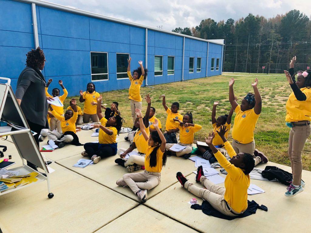 Reading Heroes   Children's Literacy Volunteers   Read Charlotte